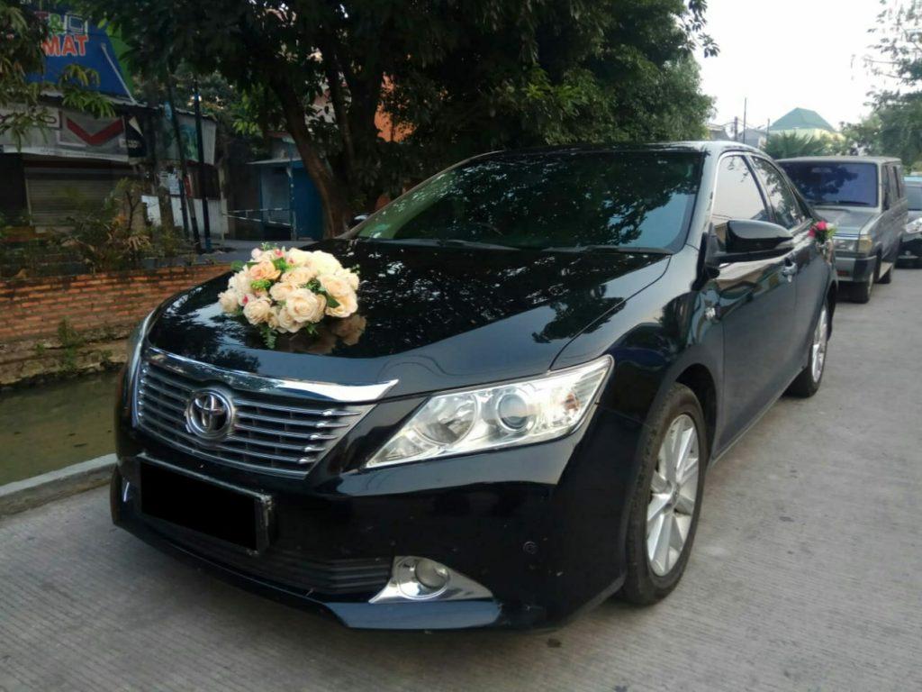 Toyota New Camry Sewa Mobil Pengantin, Rental Mobil Mewah Jakarta, Wedding Car Jakarta, Rent Car Jakarta 2