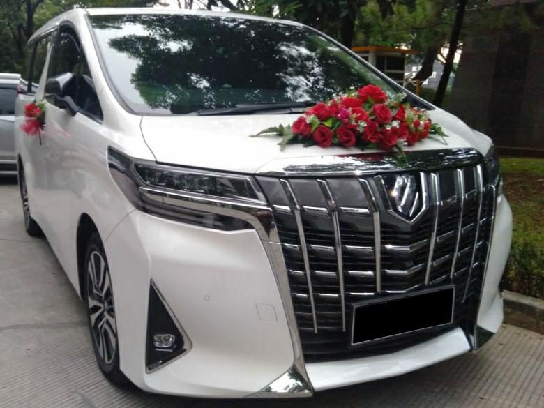 Sewa Mobil Pengantin Murah di Jakarta