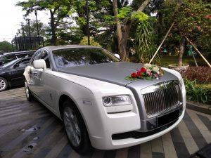 Sewa Mobil Rolls-Royce