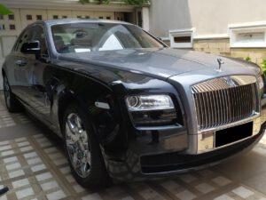 Rasakan Eksklusivitas Sewa Mobil Rolls Royce untuk Berbagai Acara
